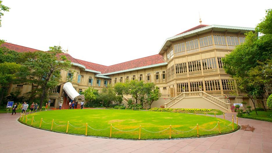 Image result for cung điện vimanmek thái lan