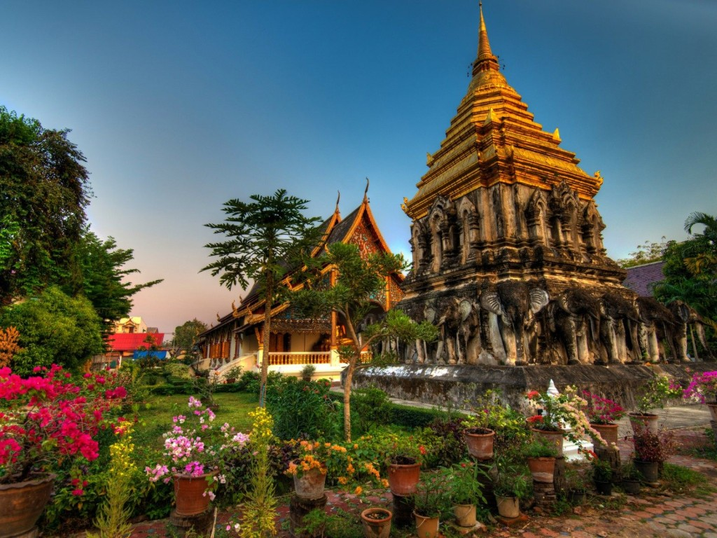 Image result for chùa chiang man
