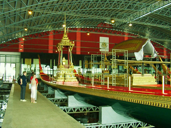 Royal Barges National Museum 1