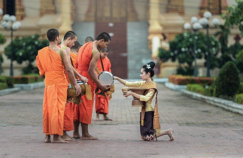 Kết quả hình ảnh cho văn hóa tín ngưỡng người Thái lan