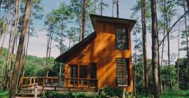 """Doi Bo Luang FIO - resort """"đốn tim"""" du khách..."""