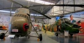Tham quan Bảo tàng Không quân Hoàng gia Thái Lan...