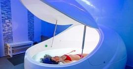 Trải nghiệm tại Float Center Spa ở Bangkok, Thái Lan...