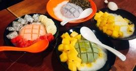 Tan - Yu tofu, món đậu hũ cực lung linh...
