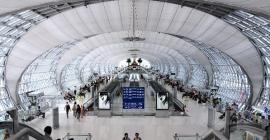 6 sân bay ở Thái Lan không còn khu vực...