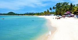 """""""Đắm chìm"""" với 8 bãi biển đẹp hoang sơ trên..."""