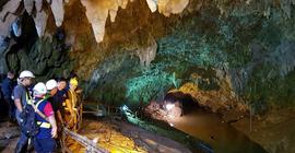 Hang Tham Luang sắp trở thành địa chỉ du lịch...