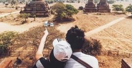 Bí kíp chụp ảnh đẹp khi đi du lịch...