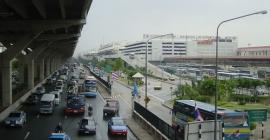 Hướng dẫn cách đi từ Sân bay Don Muang tới...