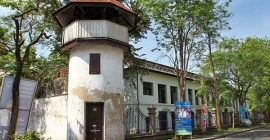 Tham quan Bảo tàng Correction ở Bangkok, Thái Lan...