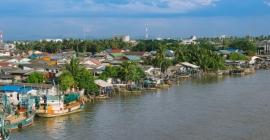 Chu du vùng đất Patani tại cực Nam Thái Lan...