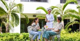Khách Việt đến Thái Lan du lịch chữa bệnh được...