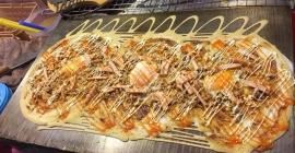 Không thể bỏ qua những chiếc bánh Kanom Tokyo hấp...