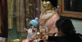 Miếu thờ nàng Nak giữa lòng Bangkok, Thái Lan...