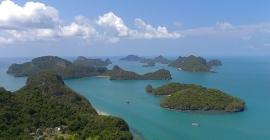 Tham quan Vườn Quốc gia Mu Koh Similan ở Thái...