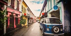 8 chỗ nghỉ ngơi lý tưởng ở Phuket Town, Thái...