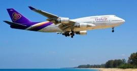 Chuyến bay từ Việt Nam sang Thái Lan mất bao...