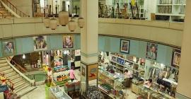 Trung tâm mua sắm Nightingale-Olympic ở Bangkok, Thái Lan...