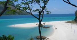 """Đảo Trang - """"thiên đường biển đảo"""" tại Thái Lan..."""