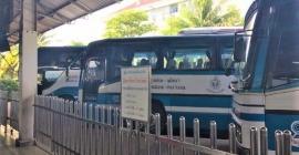 Thông tin về 3 bến xe bus đi đến Pattaya,...
