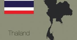 Địa hình và 6 vùng địa lý của Thái Lan...