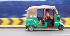 Dịch vụ Grab Tuk-tuk tại Thái Lan...